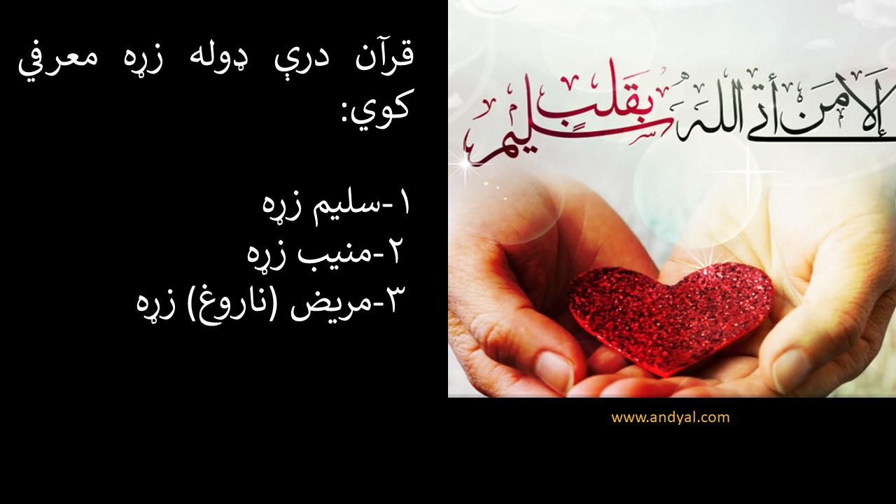 په قرآن کې د زړه ډولونه